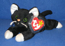TY ZIP the CAT BEANIE BABY - MINT with TAGS - SEE PICS