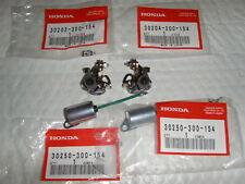 Honda NOS CB750 500 550 750  Points Set CB750A CB500 30203-300-154 30204-300-154