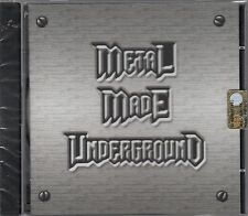 METAL MADE UNDERGROUND - various artists CD