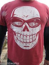 Stand up Paddle board T-shirt Coastal Nomad Caribbean Hobo skull Sup ocean shirt