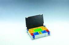 TANOS Boxen Systainer Classic SYS 1 licht grau koppelbar> FESTOOL HITACHI T- Loc
