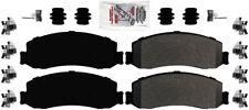 Disc Brake Pad Set-4WD Front Autopartsource ASD1333A