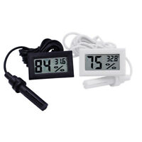 2in 1  Digital Temperature Thermometer Hygrometer Humidity Meter Useful Tool