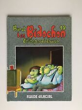 LES BIDOCHON TELESPECTATEURS T 12 / BINET / BD 2E ED 1991 / FLUIDE GLACIAL