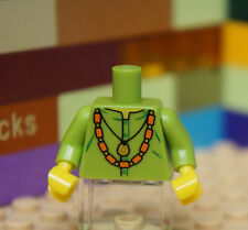 LEGO 88585 Lime TORSO Printed Body Part for Snake Charmer Minifigure