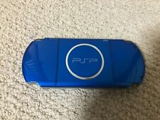 PSP Playstation Portable Vibrant Blue PSP - 3000 VB Console only japan game F/S