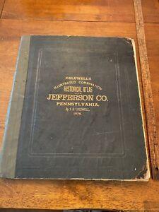 jefferson county pennsylvania illustrated atlas 1878