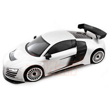 COLT Audi R8 200mm Clear Body Set w/Decals 1:10 RC Cars Touring On Road #M2345