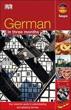 Alemán en 3 Meses ( con Audio CD) (Hugo en 3 Meses CD Idioma Curso ) por Dk