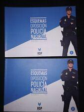 Temario de Esquemas y Resúmenes Escala Básica Policía Nacional DEPOL RPD