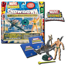 Marvel Legends Showdown Series 1 Riders Namor & Hammerhead Shark Rider Pack