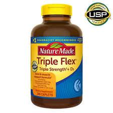 Nature Made TripleFlex Triple Strength, 200 Caplets, Glucosamine Chondroitin MSM