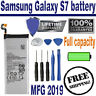 New Replacement Samsung Galaxy S7 Battery 3000mAh EB-BG930ABE/A With Free Tools