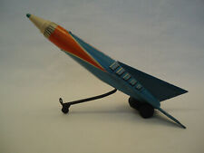 Vintage Space Rocket Start 1 Cosmos Tin Toy USSR Russian 60/70s