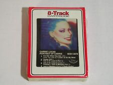 8 Track Tape-Carrie Lucas-Portrait Of Carrie-SEALED!