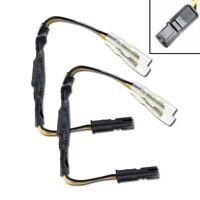 233391 Motorrad Adapterkabel Blinker mit Widerstand, BMW F800R, R850GS / R, K120