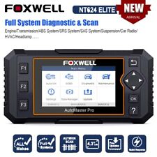 Automotive Full System OBD2 Diagnostic Scanner Car ABS EPB DPF Oil Reset Tool