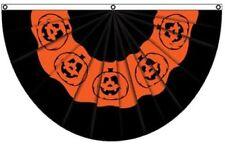 Halloween Bunting Flag 5x3 Party Decoration Haunted House Jackolantern Pumpkin