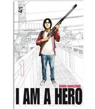I AM A HERO 1/22 (Hanazawa Kengo) - SERIE COMPLETA GP/J-POP NUOVA !
