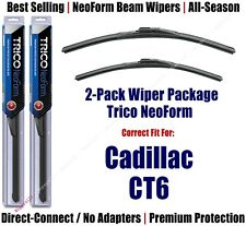 2-Pack Super-Premium NeoForm Wipers fit 2016+ Cadillac CT6 - 16240/180