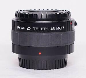 Kenko 2x Pz-AF Teleplus MC7 for Pentax PK Mount