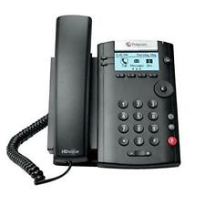 Polycom VVX 201 Wired Handset 2lines LCD Black IP Phone