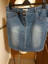 Denim skirt size 20