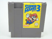 Super Mario Bros 3 NES Nintendo Cartridge Only PAL