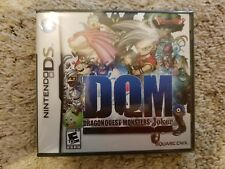 Dragon Quest Monsters: Joker (Nintendo DS, 2007) *SEALED*