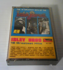 Isley Brothers 16 Greatest Hits - Cassette - SEALED