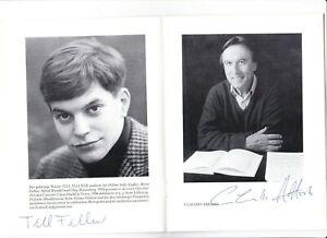 CLAUDIO ABBADO signed program autograph Vienna Philharmonic Orchestra 1996