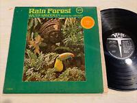 Walter Wanderley Rain Forest LP Verve Mono Bossa Nova Jazz RVG VG+!!!!
