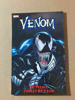 Venom: Lethal Protector 1-6 Graphic Novel TPB