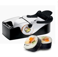 Magic Rice Roll Easy Sushi Maker Cutter Roller DIY Kitchen Perfect Magic Onigiri