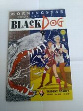 Black Dog Book One #1 Morningstar Trident Comics