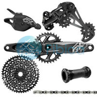 New 2020 SRAM GX Eagle DUB Groupset Group 12-speed 34t 170/175mm 10-50t