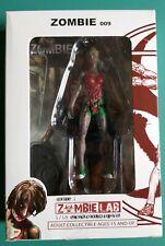 ZOMBIE LAB 1/18 Scale Action Figure #027 Zombie 009