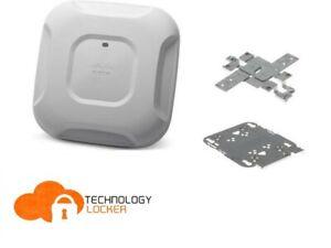 Cisco Aironet 2702I AIR-CAP2702I-Z-K9 Wireless Access Point + Wall Mount