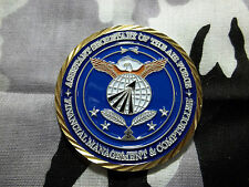 Assistant Secretary Air Force Financial Management & Comptroller Challenge Coin