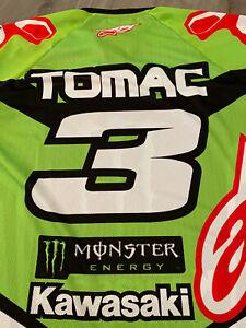 Maglia ELI TOMAC  Supercross racer jersey shirt