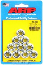 ARP 200-8683 M10 x 1.25 Locking Flange Nut Kit (10 pack)