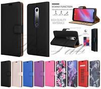 Case For Vodafone Smart N10 VFD630 Premium Leather Phone Wallet Phone Case Cover