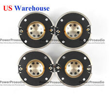 4PCS Diaphragm For JBL 2414H, 2414H-1,EON 315,305,210P, 315, 510,928 polymer  US