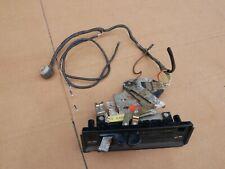 Porsche 911 F G Bedienteil Schieber Heizung Gebläse Lüftung 91161311105