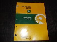 John Deere 9100 9200 9300 9400 Tractors Operators Manual