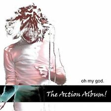 The Action Album! by Oh My God (CD, Feb-2002, NoVo Records) Free Ship #II29