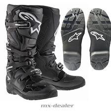Alpinestars Tech7 Tech 7 Stiefel schwarz Enduro boot