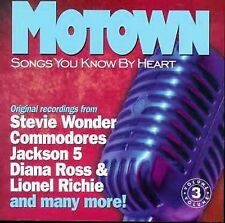 Various Artists : Songs You Know By Heart: Motown CD