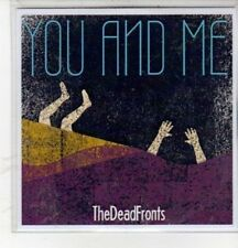 (CZ37) You And Me, The Dead Fronts - 2011 DJ CD