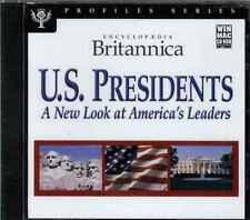 Encyclopaedia Britannica, Guide to U.S. Presidents, NEW